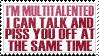 Multitalented by TheParanoIIdPsycho