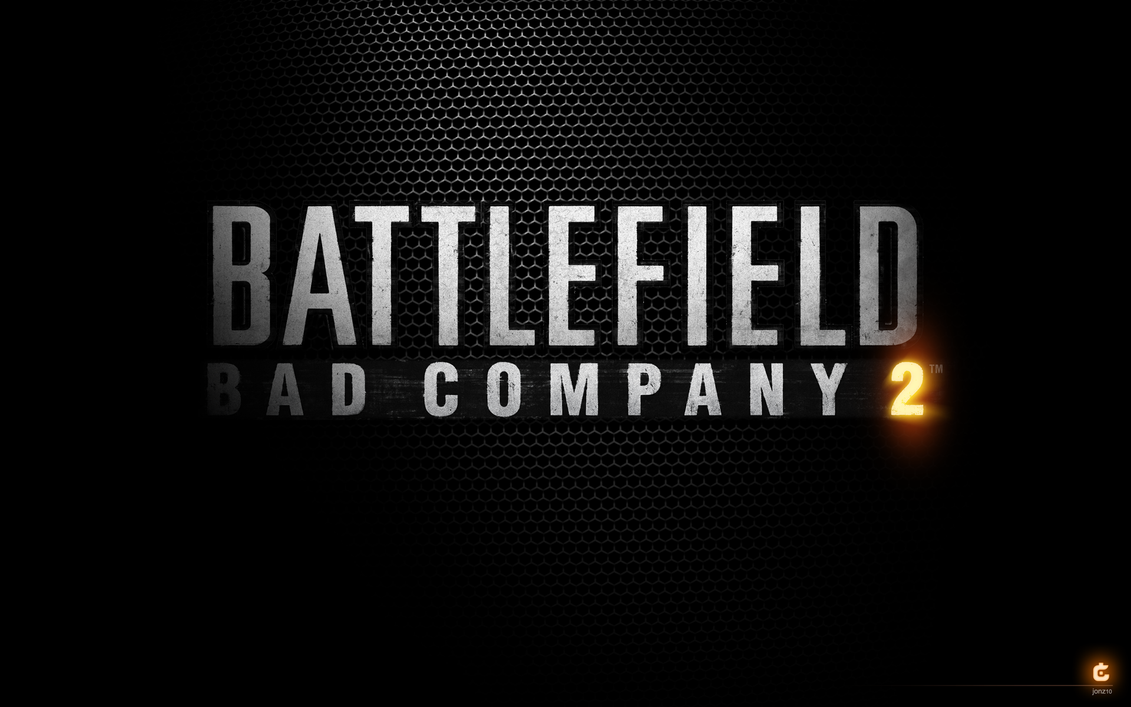 Battlefield Bad Company 2 by Jonzy