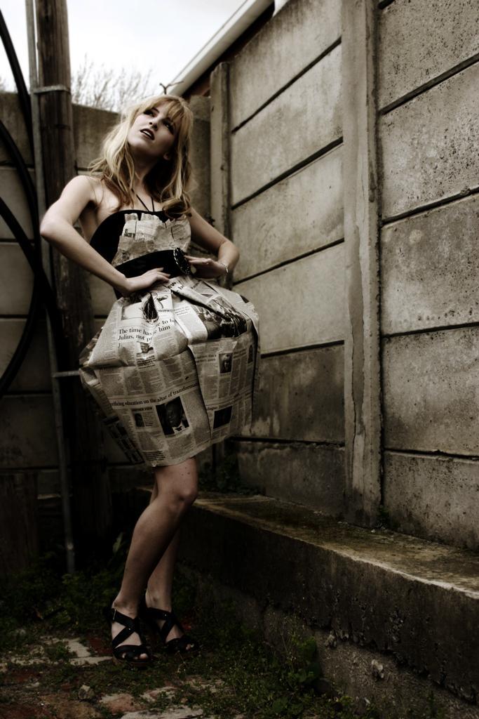 .:newspaper days:. by ellegabri