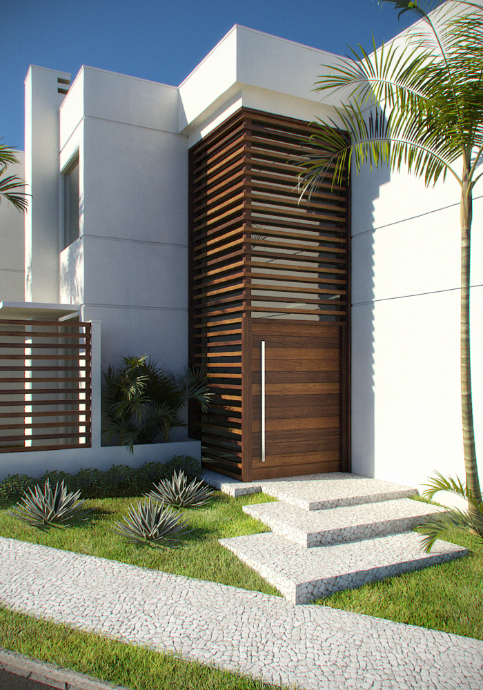 Residence7 by rabellogp on deviantart for Diseno de casas minimalistas pequenas