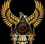 Egyptian Ennead Sigil