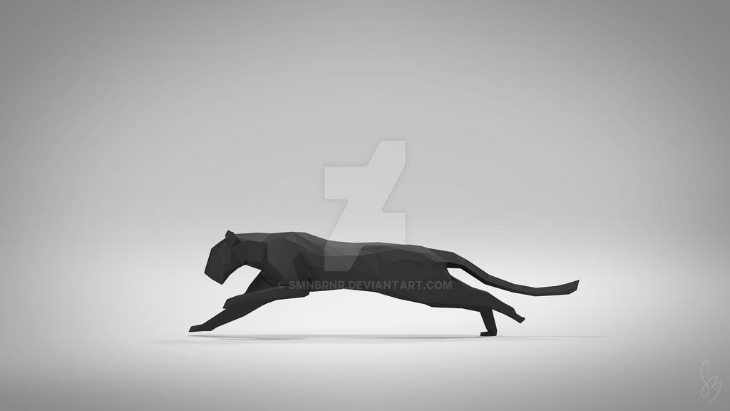Black Panther By Portela On Deviantart: Black Panther By Smnbrnr On DeviantArt