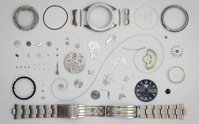 Knolled Watch
