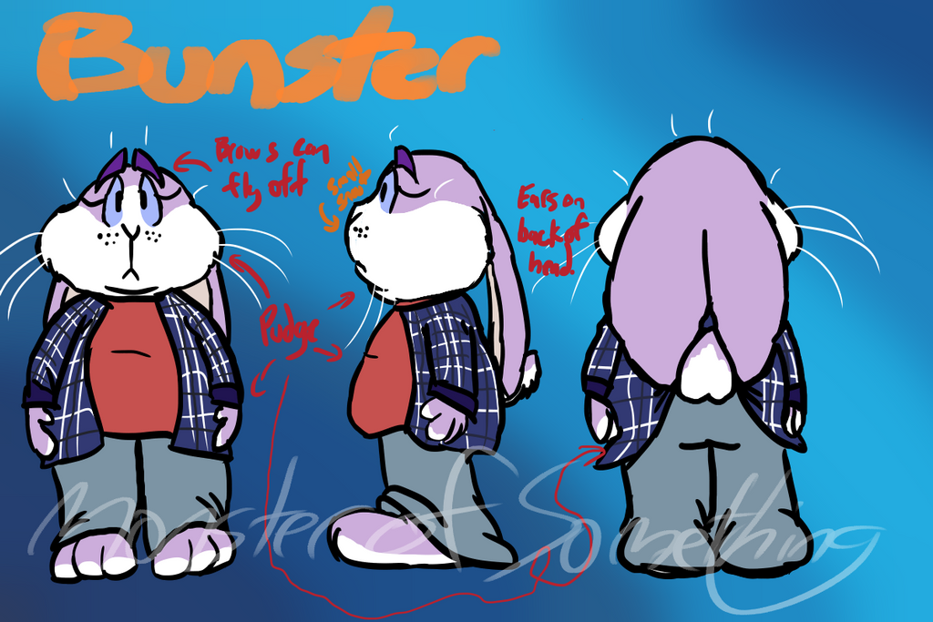 Bunster Reference by Monster-of-Something