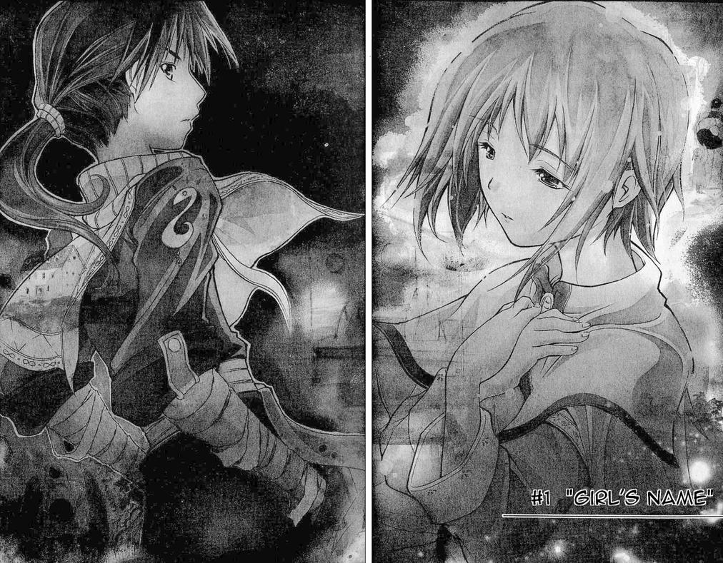 FC Manga Illustration by AzureKnight2008