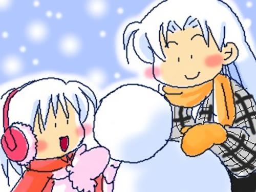 FC - Spirit of the Snow by AzureKnight2008