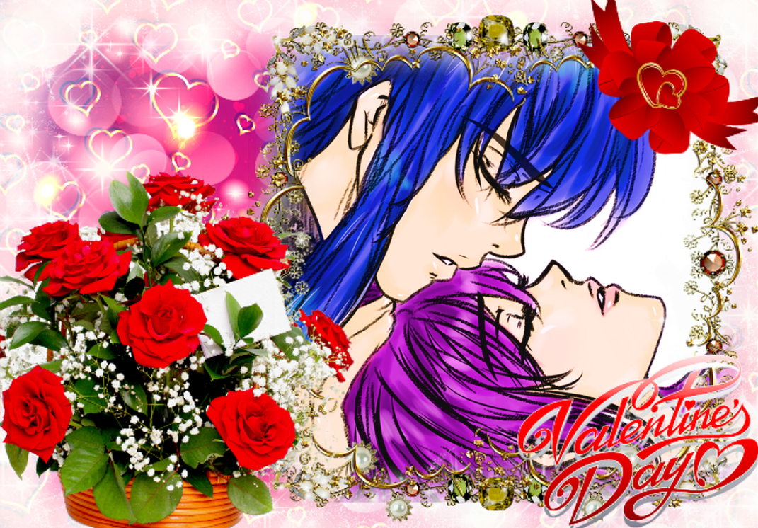 KDZ - My Valentine 2015 by AzureKnight2008