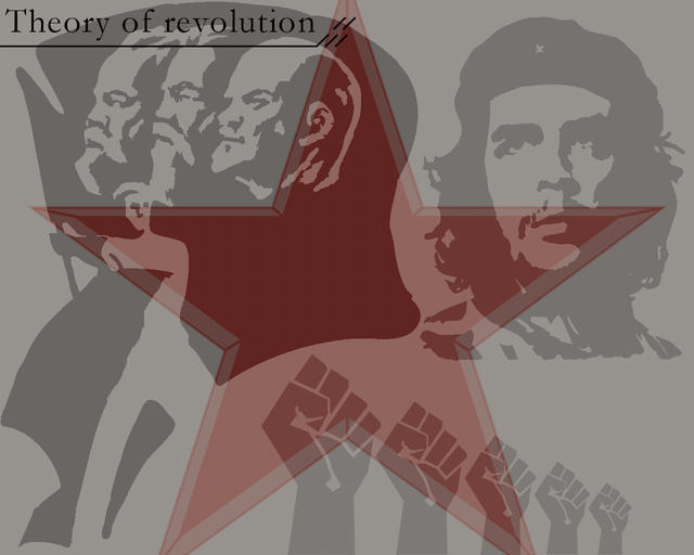 Theory of Revolution by RedOut