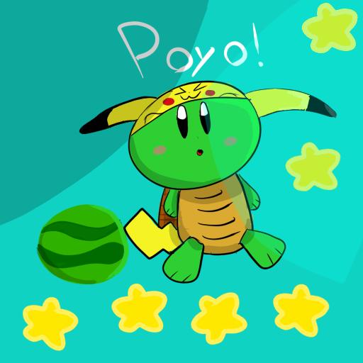 Poyo! by DiamondBladeStorm