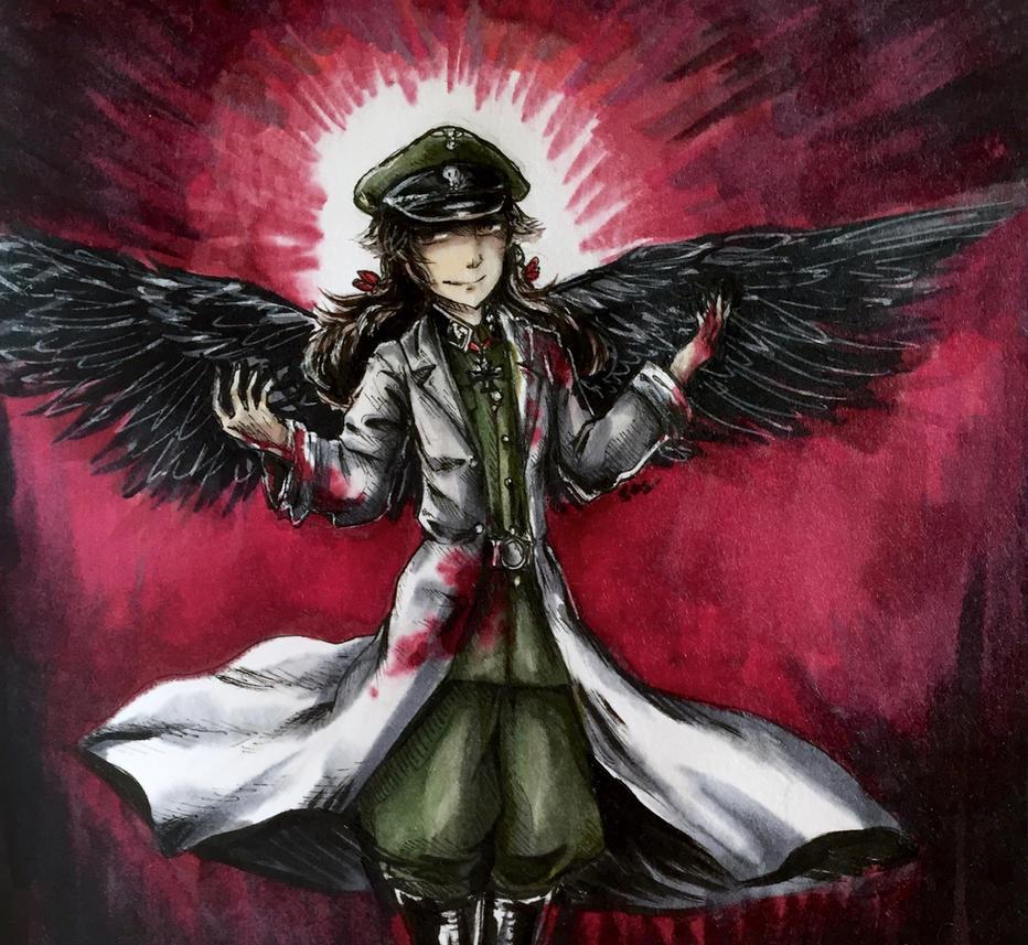 Engel by Senhariko