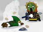 Ganondorf's defeat