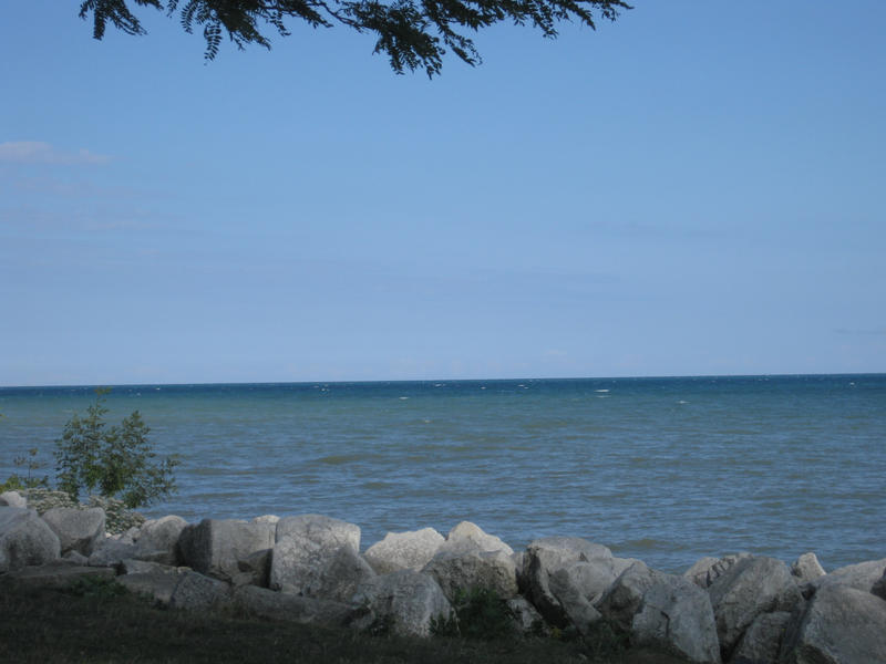 Lake Michigan by Rahanarah