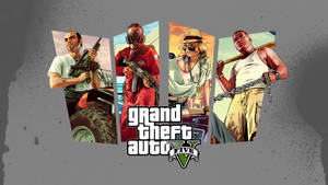 Grand Theft Auto V 2013 Wallpaper (1920x1080)