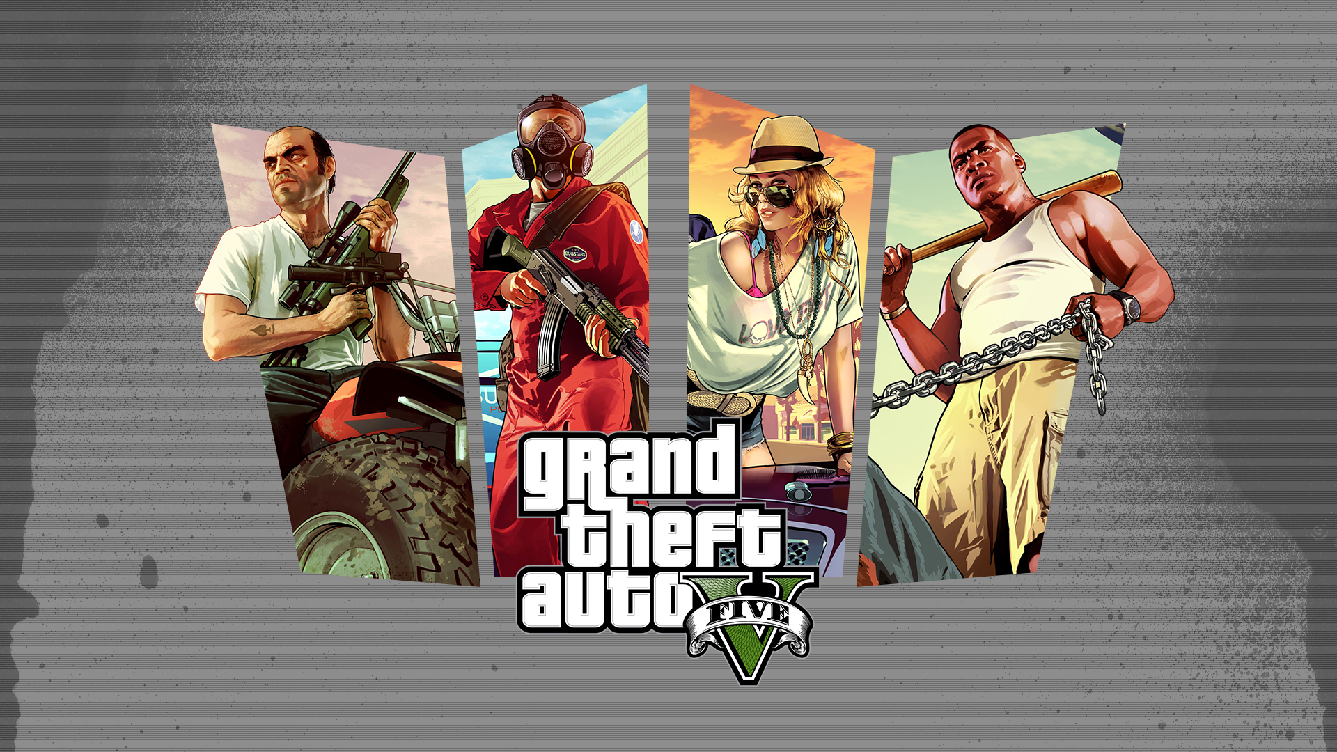 Grand Theft Auto V 2013 Wallpaper (1920x1080) by ...
