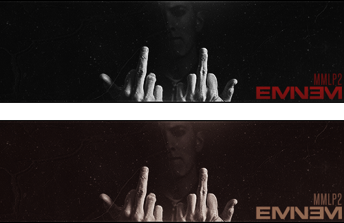 Eminem MMLP2 Album Signatures by CREEPnCRAWL on DeviantArt
