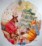 Christmas time by YukiAnne-chan
