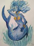 Mermay lapis lazuli by YukiAnne-chan