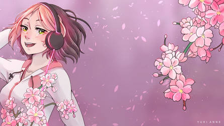 Osu spring drawing contest entry by YukiAnne-chan