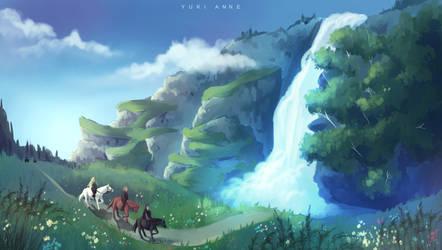 Journey by YukiAnne-chan