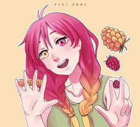 Raspberry by YukiAnne-chan