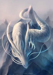 Wind dragon by YukiAnne-chan