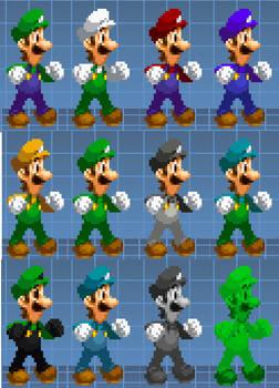 Luigi (W.I.P)