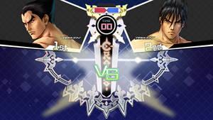 Kazuya vs Jin