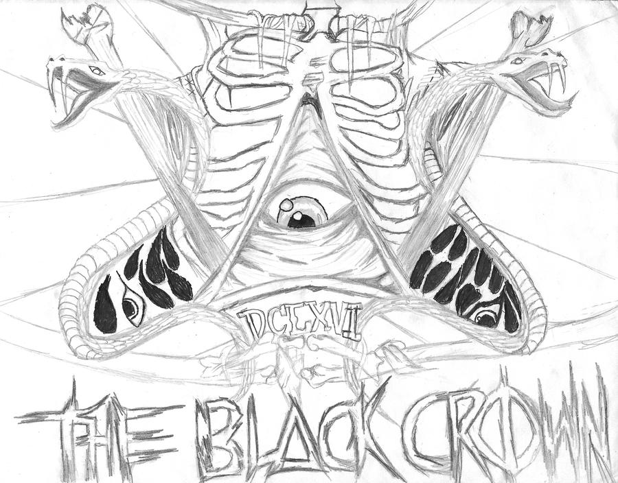 suicide silence the black crown by bluevalentinedreams on deviantart. Black Bedroom Furniture Sets. Home Design Ideas