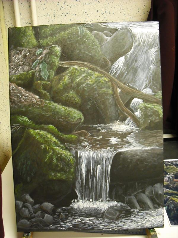 My Gcse exam canvas :D by josh-675