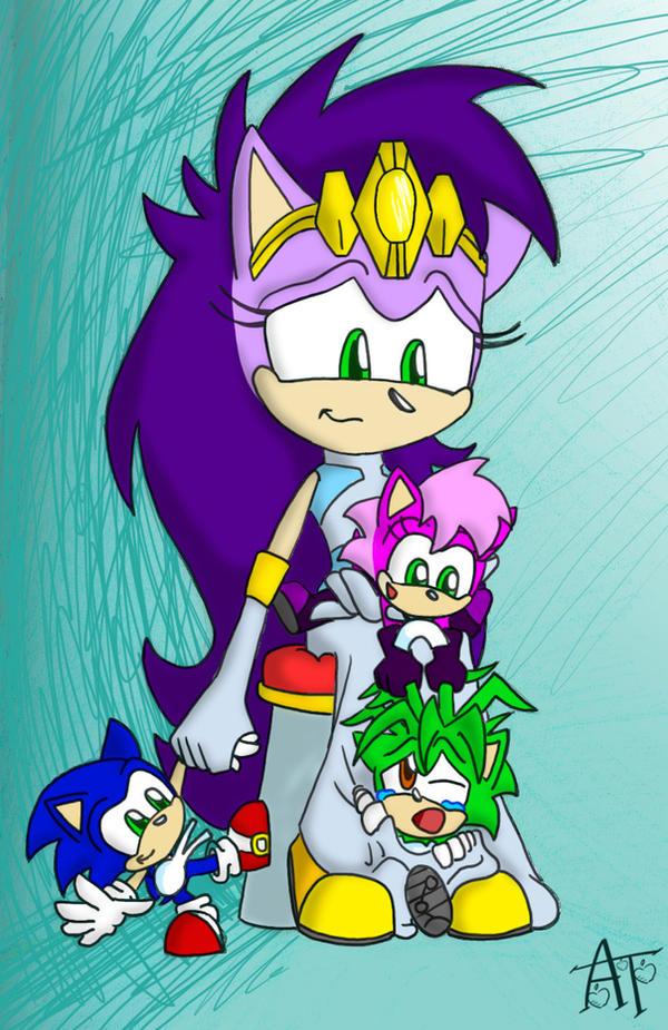Sonic le porno hegehog