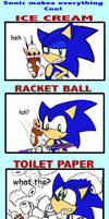 Sonic's Coolness