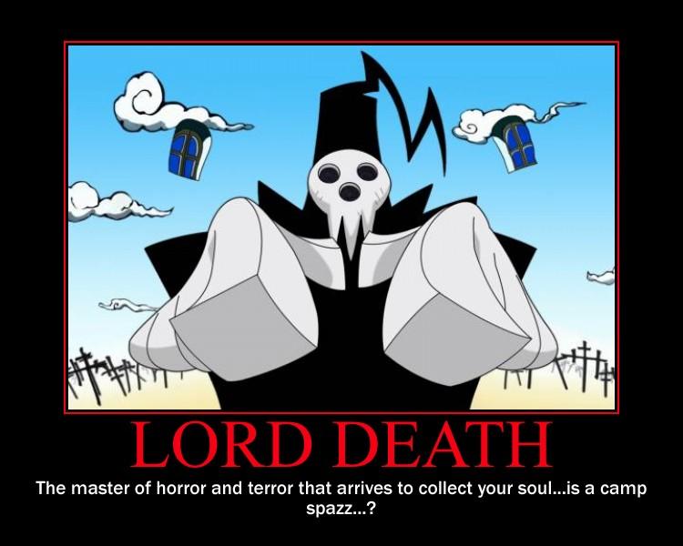 LORD DEATH by NinjaPrincess1000 on DeviantArt