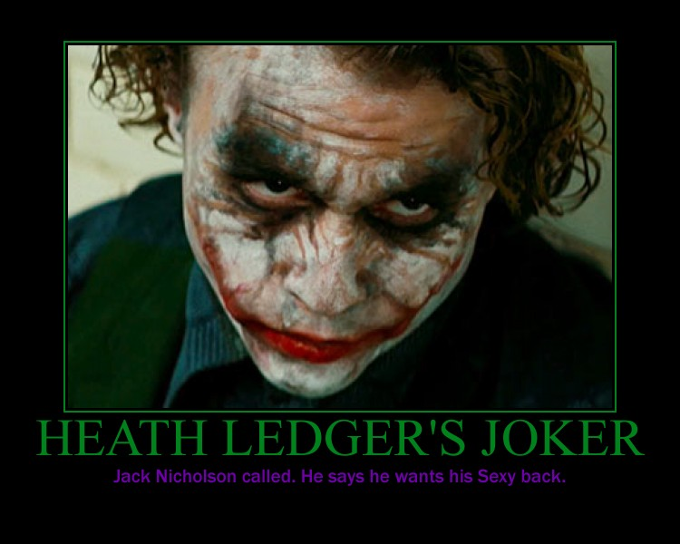 heath ledger joker half makeup