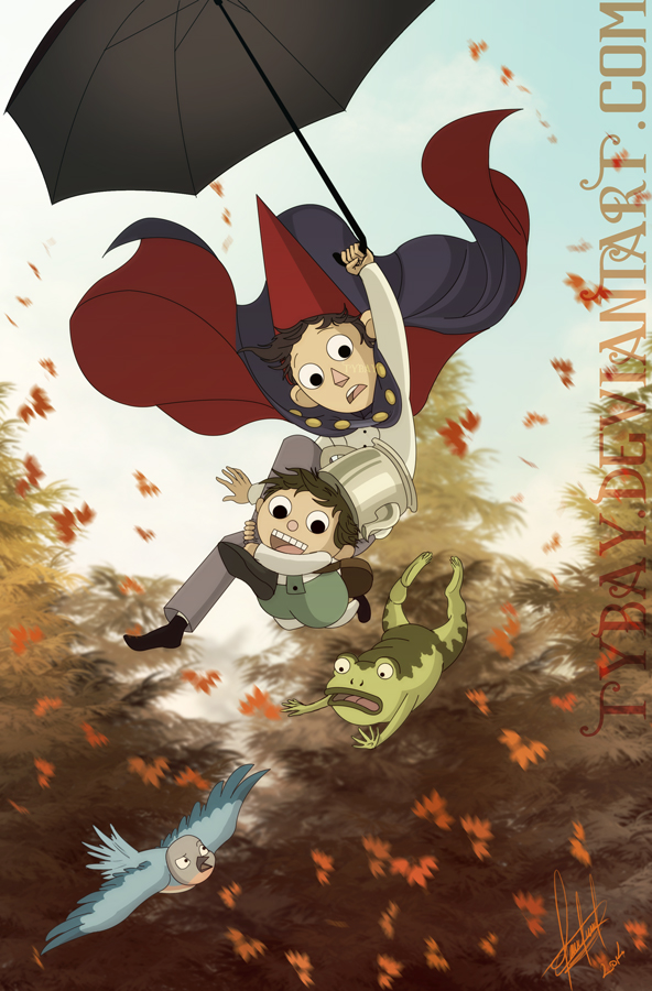 Otgw You Can Fly By Tybay On Deviantart