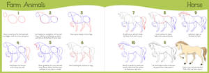 How to Draw Series - Horse
