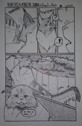 Witherfade's first rainfall (Mini Comic)