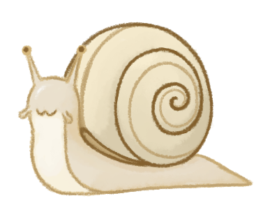 Little Snail by Lu-nya