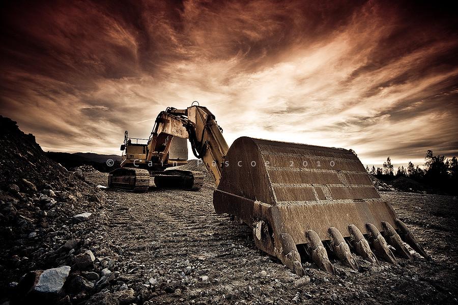 Excavation Apocalypse by CainPascoe