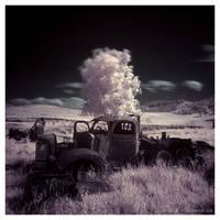 Forgotton Truck IR by CainPascoe