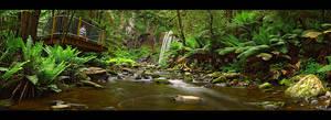 Hopetoun Stream by CainPascoe