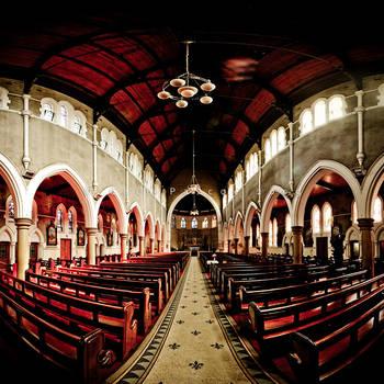 Catholic On The Inside by CainPascoe
