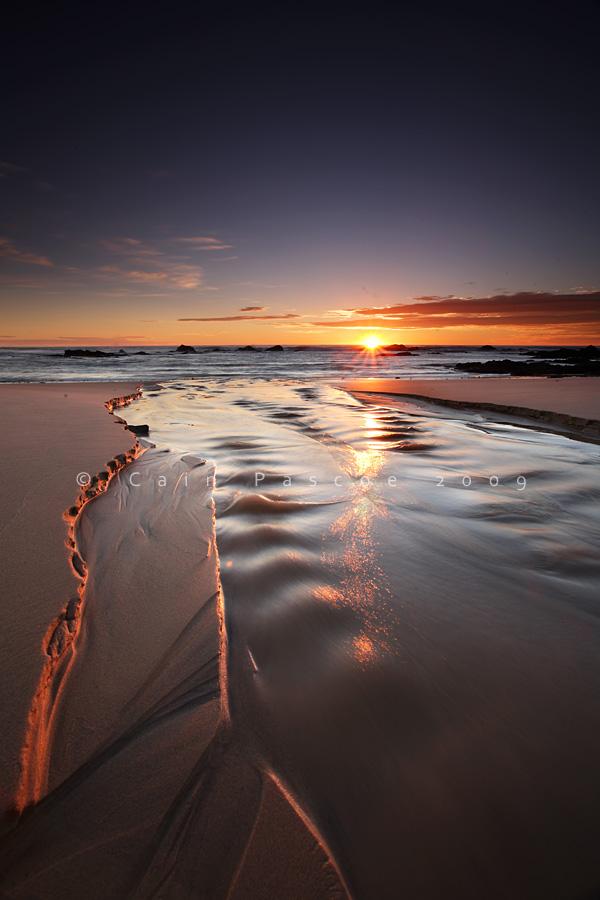 Morning Stream by CainPascoe