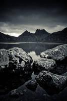 Devil's Mossy Rocks by CainPascoe