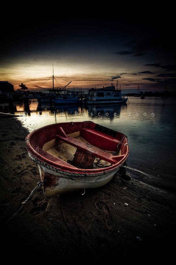 300 Boat by CainPascoe
