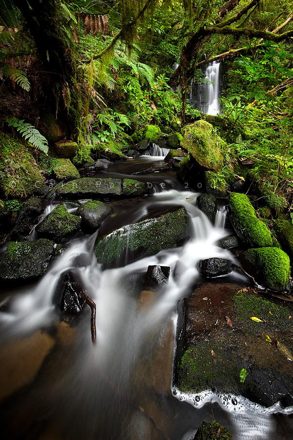 Horseshoe Falls by CainPascoe