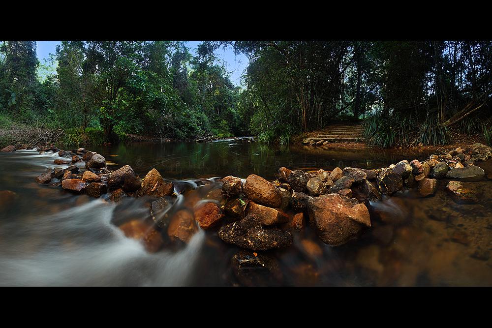 Dam Rocks by CainPascoe