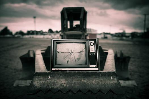 Dozer vs TV