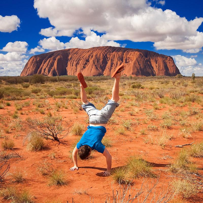 Uluruuuuu by CainPascoe