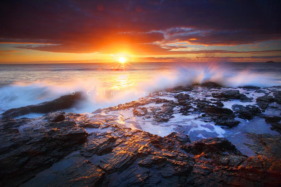 Seaspray by CainPascoe