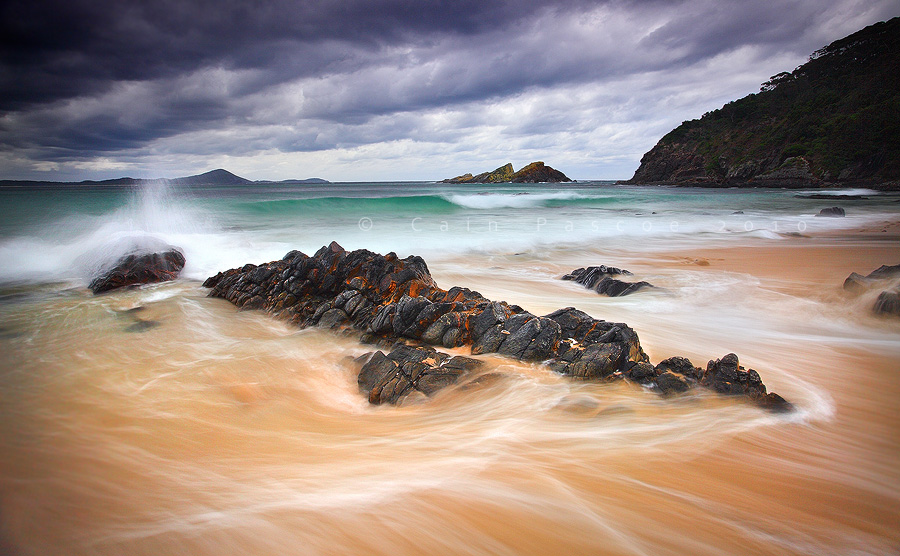 Seal Rocks Wash by CainPascoe